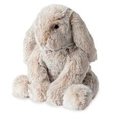 Manhattan Toy Luxe Aspen Bunny 13 Inch Plush Toy