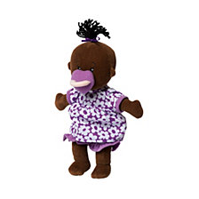 Manhattan Toy Wee Baby Stella African American Soft Doll