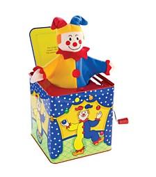 Schylling Jester Jack In Box