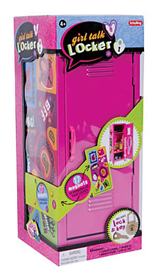 Schylling Girl Talk Locker With Magnets