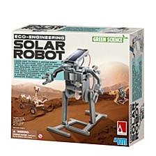 Green Science - Eco-Engineering Solar Robot
