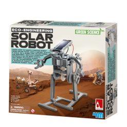 4M Green Science - Eco-Engineering Solar Robot