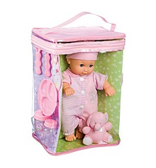 Deluxe Baby Ensemble 11.5 Inch Doll Playset