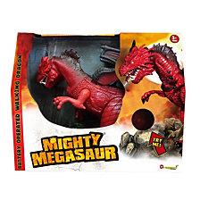 Dragon I Mighty Megasaur Battery Operated Walking Dragon