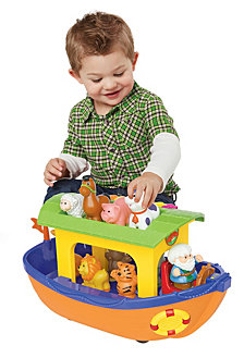 Fun N Play Noahs Ark Play Set
