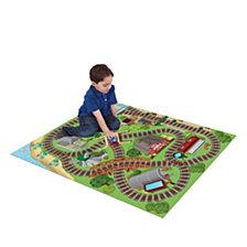 Tcg Toys Thomas And Friends Original Mega Mat Play Mat With Bonus Vehicle