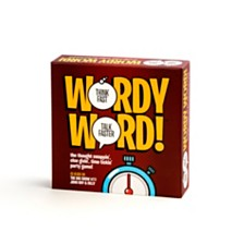 The Good Game Company Wordy Word Board Game