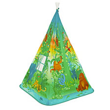 Fun2Give Pop It Up Teepee Jungle Play Tent