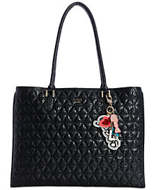 GUESS Tabbi Carryall Tote