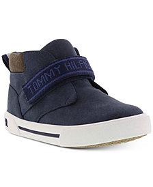 Tommy Hilfiger Toddler Boys Hook & Loop Sneakers
