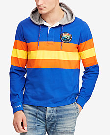 Polo Ralph Lauren Men's Great Outdoors Sportsmen Fleece  Sweatshirt