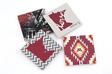 University of Minnesota Spirit Thirstystone Coasters, Set of 4