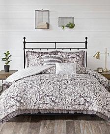 510 Design Molly King/cal King 5 Piece Reversible Comforter Set