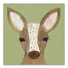 Deer Printed Canvas