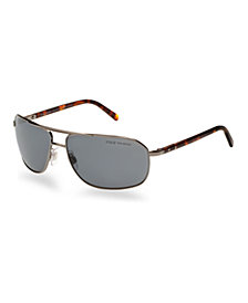 Polo Ralph Lauren Polarized Sunglasses, PH3043