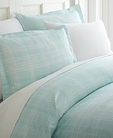 Elegant Designs Patterned Duvet Cover Set by The Home Collection, Twin/Twin XL