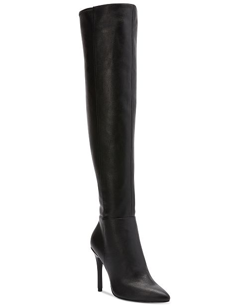 CHARLES by Charles David Debutante Over-The-Knee Dress Boots