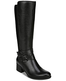 Naturalizer Dale Wide-Calf Waterproof Boots
