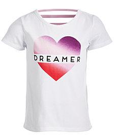 Ideology Toddler Girls Dreamer-Print T-Shirt, Created for Macy's