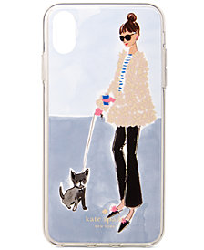 kate spade new york Brooklyite iPhone X Plus Case