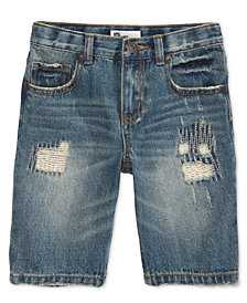 Epic Threads Toddler Boys Hamilton Denim Shorts, Created for Macy's