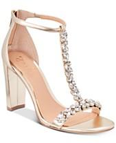 096e9227309f Jewel Badgley Mischka Morley Embellished Evening Sandals
