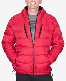 Outfitter Men's Packable Chevron Parka