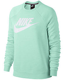 Nike Sportswear Rally Logo Fleece Sweatshirt