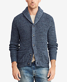 Polo Ralph Lauren Men's Shawl-Collar Cardigan Sweater