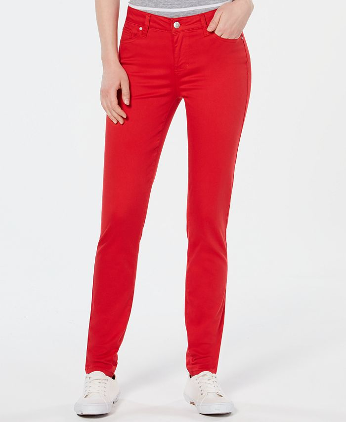 Celebrity Pink - Juniors' Colored Skinny Jeans