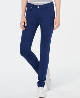 Image of Celebrity Pink Juniors' Jayden Colored Wash Skinny Jeans
