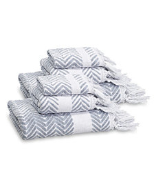Linum Home Assos 6-Pc. Towel Set