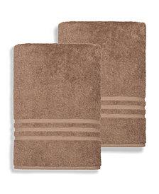 Linum Home Textiles Denzi Bath Sheet Set of 2