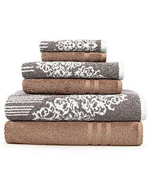 Linum Home Textiles Gioia-Denzi 6 Piece Towel Set