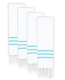 Linum Home Alara 4-Pc. Kitchen Towel Set