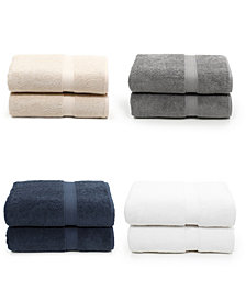 Linum Home Sinemis 2-Pc. Bath Towel Set