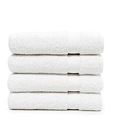 Linum Home Textiles Sinemis Terry Hand Towels Set of 4