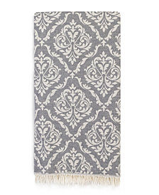 Linum Home Damask Delight Pestemal Beach Towels