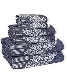 Linum Home Gioia 6-Pc. Towel Set