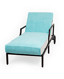 Linum Home Standard Size Chaise Lounge Cover