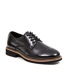 Little and Big Boys Denny Classic Dress Comfort Oxford