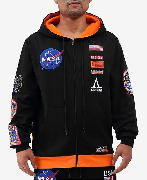 Hudson NYC Mens Space Suite Hoodie - Hoodies   Sweatshirts - Men ... 5ad04d10f