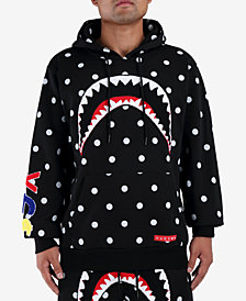 Hudson NYC Men's Shark Mouth Hoodie