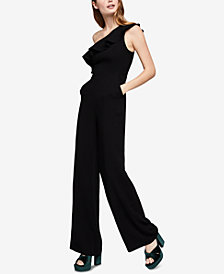 BCBGeneration One-Shoulder Jumpsuit