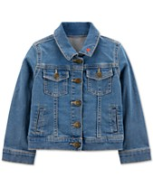 13b329eccdb6 Girls Denim   Jean Jackets - Macy s