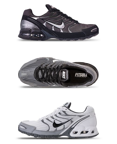 best website e4b0d afbf3 Nike Men s Air Max Torch 4 Running Sneakers from Finish Line