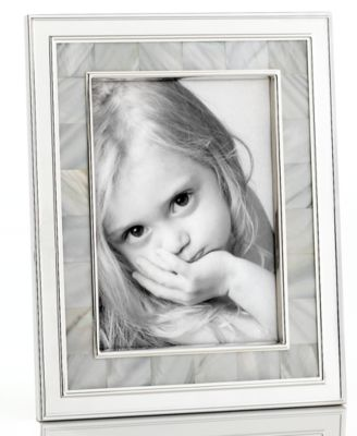 "Mother of Pearl 5"" x 7"" Frame"