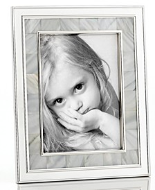 "CLOSEOUT! Mother of Pearl 5"" x 7"" Frame"