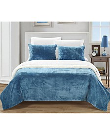 Chic Home Evie 2-Pc Twin XL Blanket Set