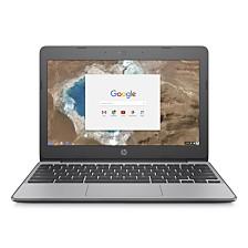 "HP 11-V010Nr 11.6"" Chromebook Laptop"